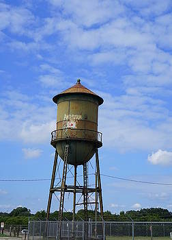 Laurie Perry - Small Town Water Tower