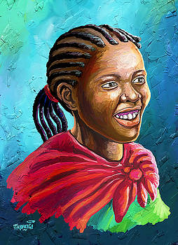 Smile by Anthony Mwangi