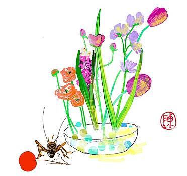 Smile For Spring by Debbi Saccomanno Chan