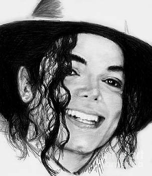 Smile MJ by Carliss Mora