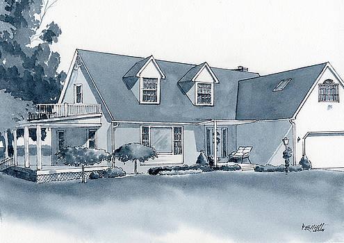 Smith House by Marsha Elliott