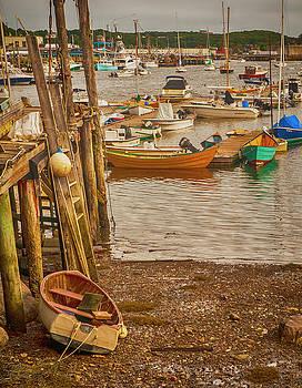 Smith's Cove by Mick Burkey