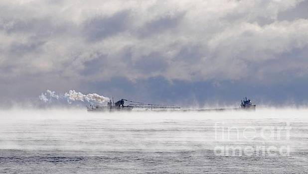 Smokin' on Superior by Sandra Updyke