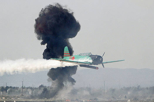 Smoking Plane by Shoal Hollingsworth