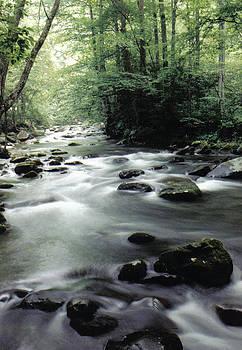 Smoky Creek by CGHepburn Scenic Photos