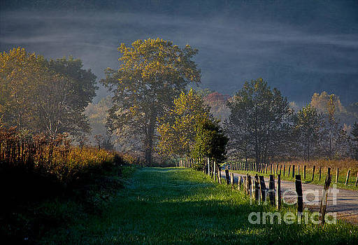 Smoky Mountain Morning by Douglas Stucky