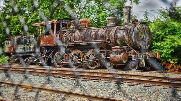 Snoqualmie Locomotive Two by Matthew Ahola