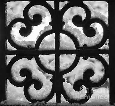 Snow at the Gate by Kathryn Bell
