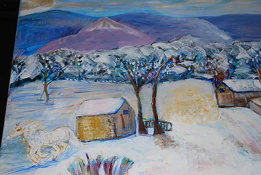 Snow by Aysha Khwaja