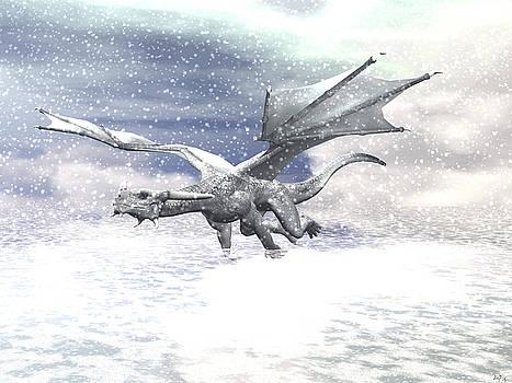 Snow Dragon by Michele Wilson