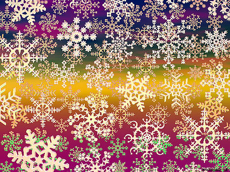 Walter Oliver Neal - Snow Flakes 4