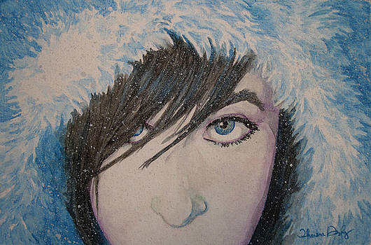 Snow Princess by Theresa Higby