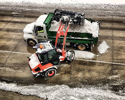 Snow Removal by Tom Gort