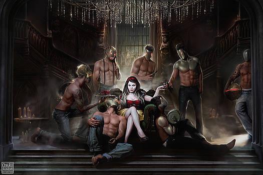 Snow White Queen by Omri Koresh