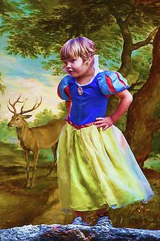 Snow Whites Daughter by John Haldane
