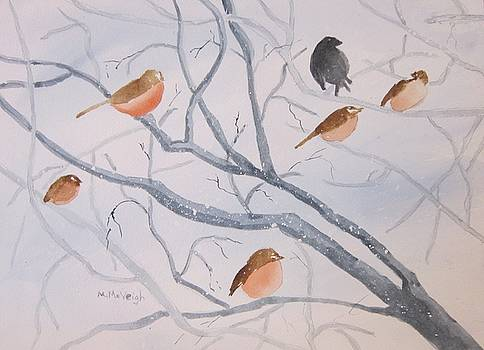 Snowbirds by Marita McVeigh