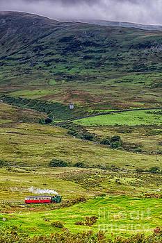 Adrian Evans - Snowdon Mountain Railway