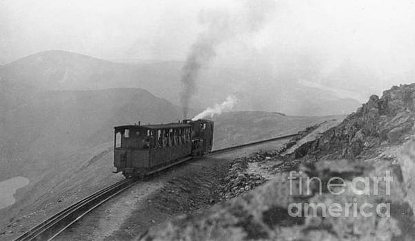 John Chatterley - Snowdon Mountain Railway