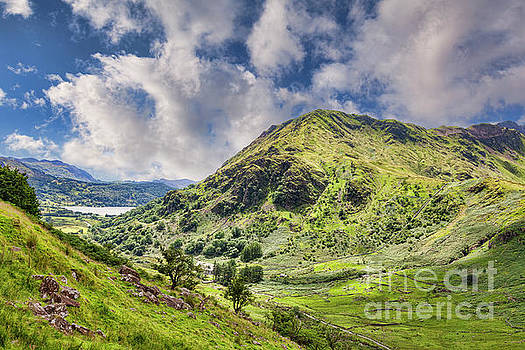 Snowdonia by Colin and Linda McKie