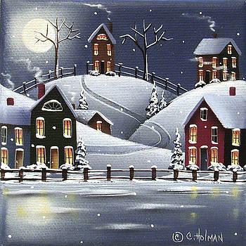 Snowflake Cove by Catherine Holman
