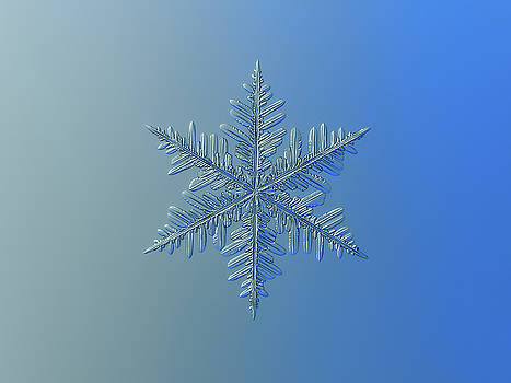 Snowflake photo - Winter is coming by Alexey Kljatov