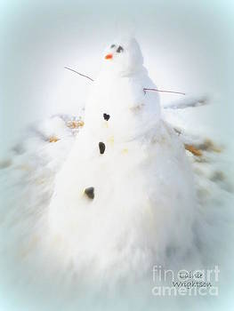 Snowman by Lainie Wrightson