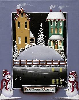 Snowman Sound by Catherine Holman