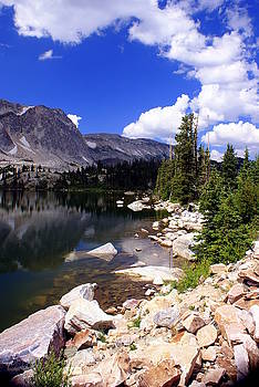 Marty Koch - Snowy Mountain Lake