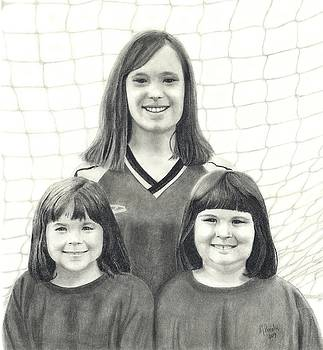 Soccer Sisters by Marlene Piccolin