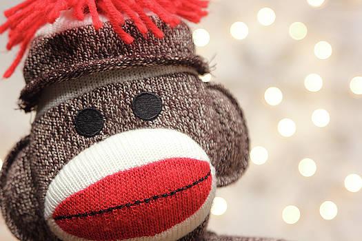 Sock Monkey 1 by Vicki McLead