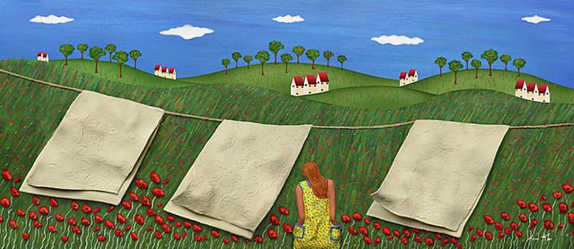 Soft Breeze by Anne Klar
