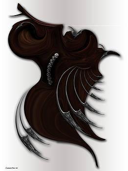 Soft Metamorphosis by Carmen Fine Art