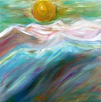 Soft Moon Night by Amy Drago