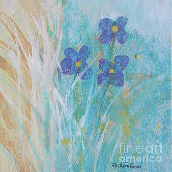 Soft Wild Flowers by Robin Maria Pedrero