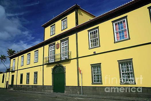 Gaspar Avila - Solar da Mafoma, Azores