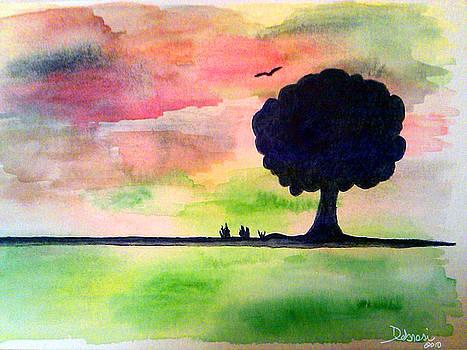 Solitude by Deborah Rosier