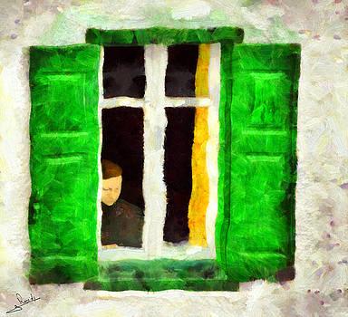 Solitude by George Rossidis