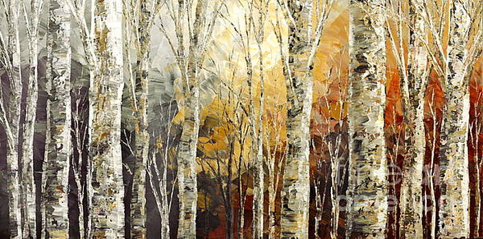 Solitudes of Twilight by Tatiana Iliina