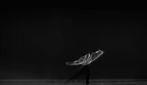 Solo Dancer  by Catherine Lau
