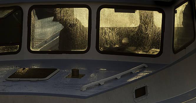 Somber Sail by Nicole Robinson