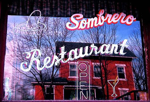 Sombrero Restaurant by Jame Hayes