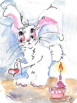 Some Bunnies Birthday by Delilah  Smith