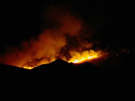 Somersett Fire 2008 by Edward Hass