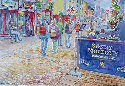 Sonnys High Street Galway by Tomas OMaoldomhnaigh