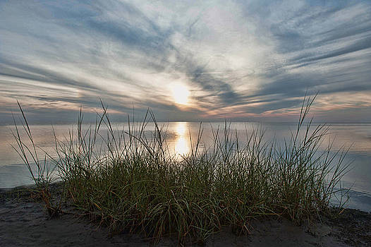 Sound Sunset by Kelley Nelson