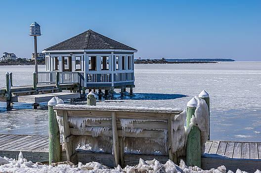 Soundside Ice by Gregg Southard
