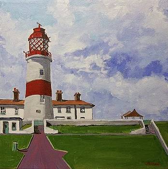 Souter Lighthouse by Fred Urron
