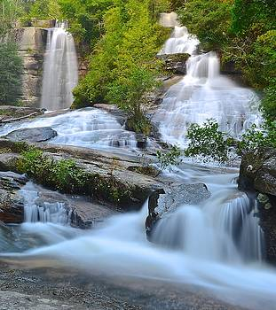 Frozen in Time Fine Art Photography - South Carolinas Twin Falls