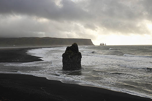 South Icelandic Coast, 2015 by Joseph Duba