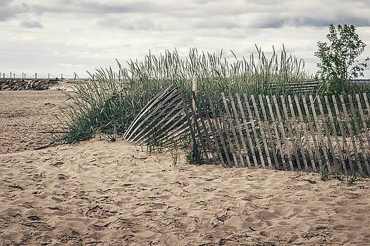 South Shore Beach - Grant Park by Kim Hojnacki